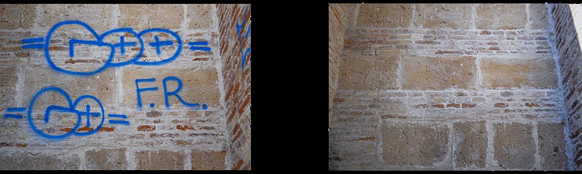 rimozione-graffiti-muro