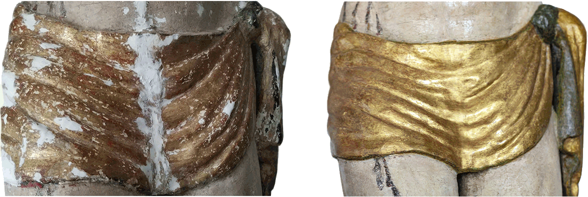 restauro-doratura-statua